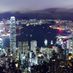 New Year's Business Class Trip To Hong Kong
