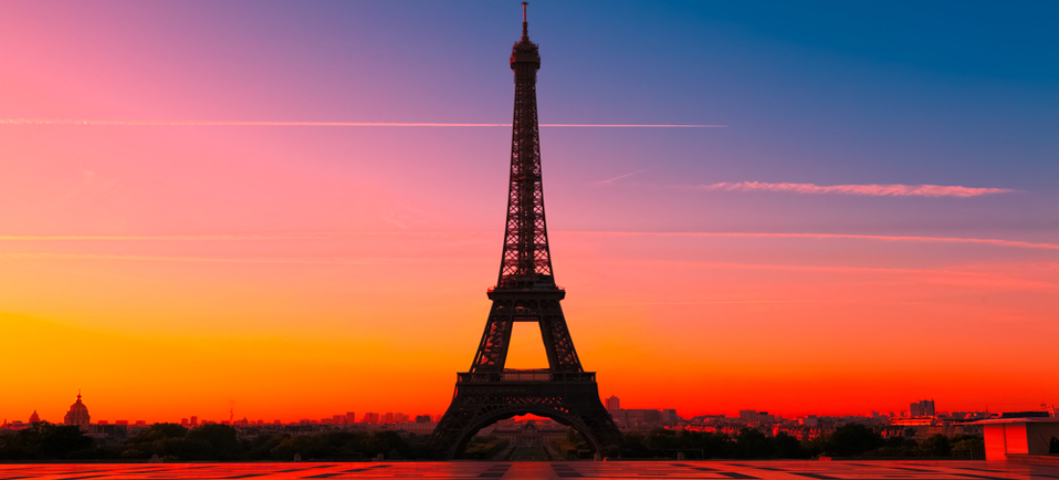 Business Class Flights To Paris For The New Year