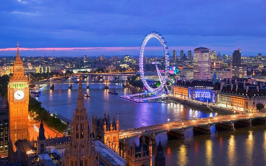 Business Trip In London