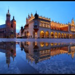 The IN on Business Class Flights to Krakow