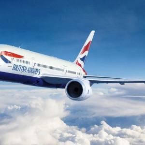 Business Class Airfare British Airways