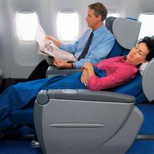 Delta Business Class Flights