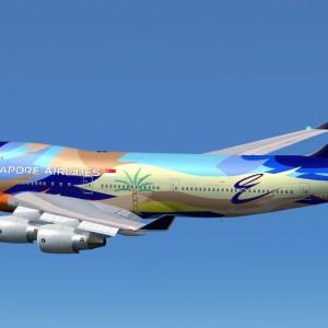 Discounted Business Class Airfare Singapore Air