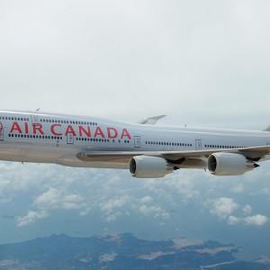 Air Canada Business Class
