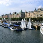 Business Class Tickets To Stockholm
