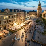 Business Class Flights To Krakow