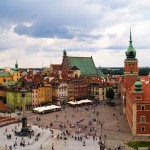 Business Class Tickets to Warsaw