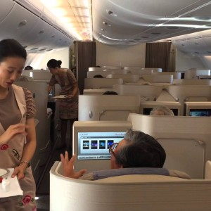 Asiana Business Class For Less