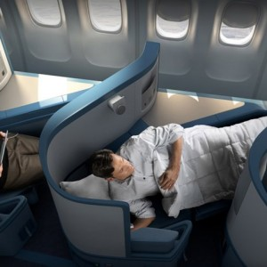 Delta Airlines Business Class