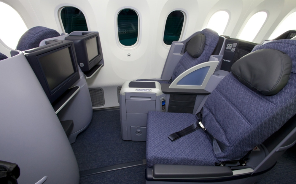 Flying On United Airlines Business Class Topbusinessclass Com