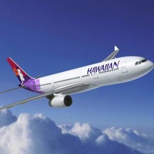 Business Class Hawaiian Airlines