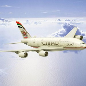 Business Class Flights with Etihad Airways